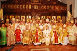 Eastern Catholic hierarchy